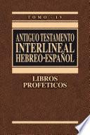 Antiguo Testamento Interlineal Hebreo Español
