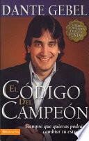 Codigo Del Campeon/ The Champion Code