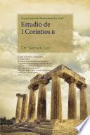 libro Estudio De 1 Corintios Ii : Lectures On The First Corinthians Ii(spanish Edition)