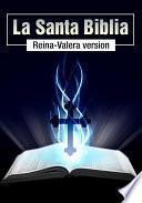 libro La Santa Biblia   Reina Valera Versión