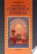 libro Manual De Conceptos Judaicos