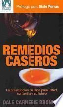 Remedios Caseros