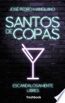 libro Santos De Copas