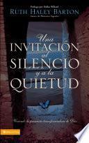 libro Una Invitación Al Silencio Y A La Quietud