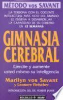 libro Gimnasia Cerebral