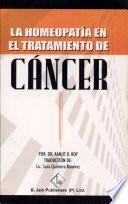 La Homeopatia En El Tratamiento De Cancer