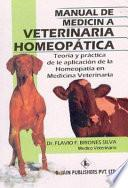 Manual De Medicina Veterinaria Homeopática