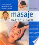Masaje Rápido Y Fácil