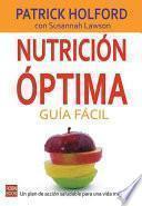 Nutrición óptima