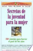 Secretos De La Juventud Para La Mujer