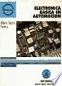 Electrónica Básica En Automoción