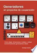 Generadores En Proyectos De Cooperación