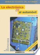 libro La Electrónica En El Automóvil