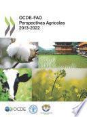 Ocde Fao Perspectivas Agrícolas 2013