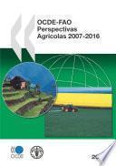 libro Oecd Fao Perspectivas Agricolas 2007