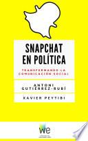 Snapchat En Política