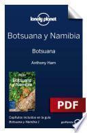 libro Botsuana Y Namibia 1. Botsuana