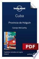 libro Cuba 8_13. Provincia De Holguín