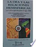 La Oea Y Las Relaciones Hemisféricas