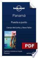 Panamá 1_1. Preparación Del Viaje