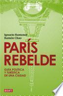 libro París Rebelde